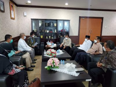 Gubernur Ansar Ahmad Minta Bupati Dan Walikota Bantu BKKBN Dalam Pendataan Keluarga