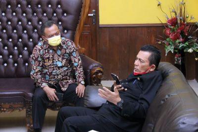 Gubernur Ansar Paparkan Jurus Pemulihan Ekonomi Melalui RRI
