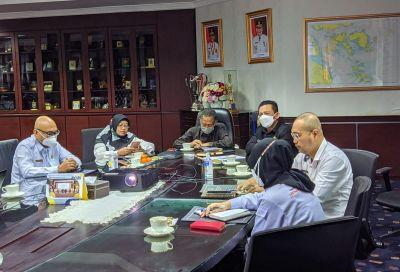 Gubernur Ansar:  Untuk merelevansikan Kebutuhan Masyarakat, PERDA OPD Disahkan
