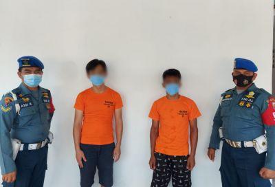 Modus Baru Penyelundupan Baby Lobster Ke Singapura Digagalkan Lanal Batam