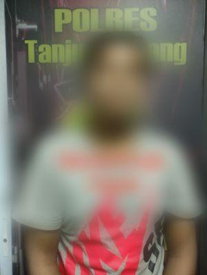 Pelaku Curanmor Di Amankan Tim Jatanras Sat Reskrim Polres TanjungPinang