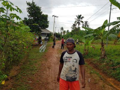 Tidak Miliki Tong Sampah, DPRD dan Pemko Diharapkan Tinjau Lokasi