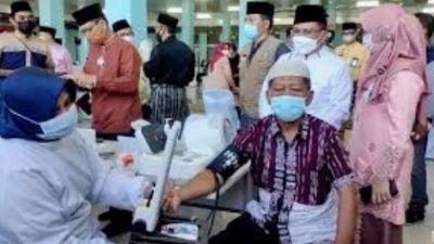Vaksinasi Kepri Lebihi Nasional, Pelayanan Masyarakat Terus Ditingkatkan